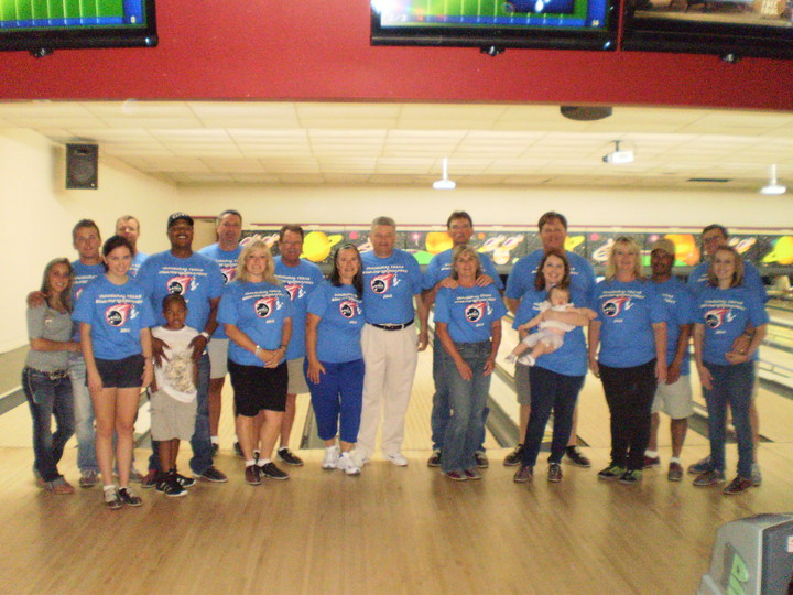Inaugural Texas Bowling Event T-Shirt Photo