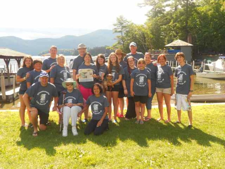 Schwartzamacher Family Reunion In Lake George T-Shirt Photo