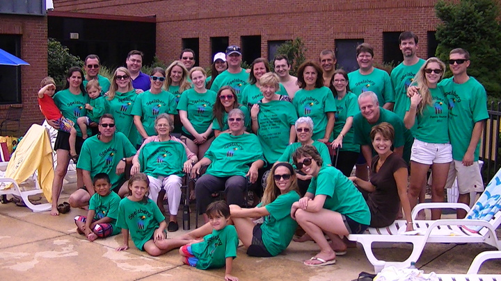 Spelsberg Family Reunion T-Shirt Photo