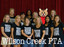 Pta executive board with wilson