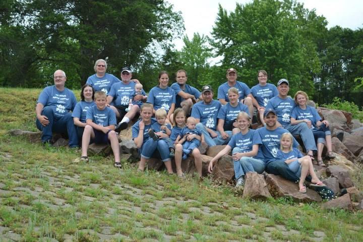 Budtke Family Reunion T-Shirt Photo