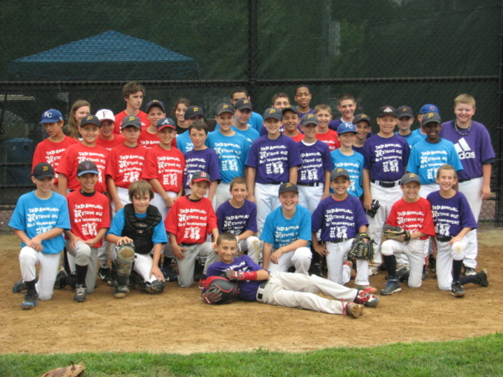Jr. Strike Out Als  Tournament 2013 T-Shirt Photo