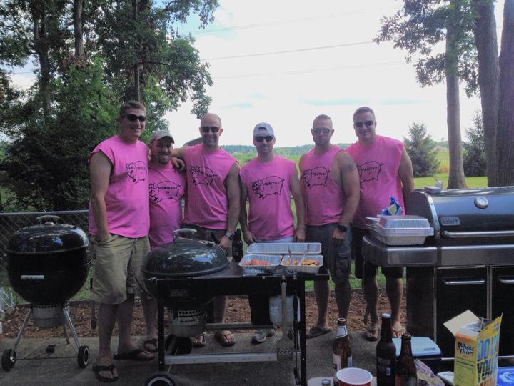 Meatfest Ii   2013 T-Shirt Photo