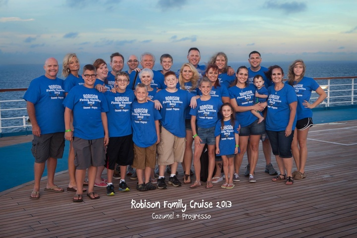 Family Reunion  T-Shirt Photo
