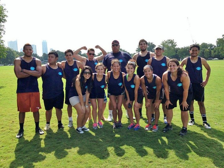 Flag Football Tourney 2013 T-Shirt Photo
