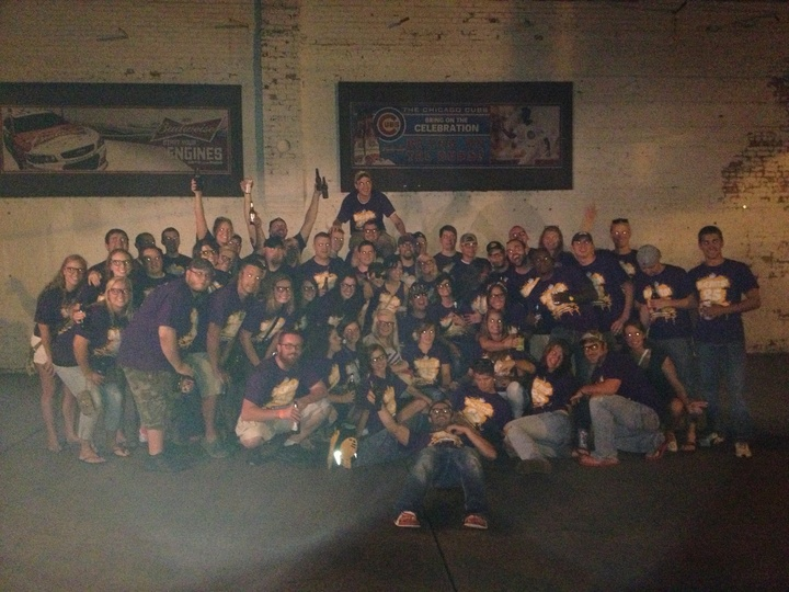 Annual Bday Barcrawl T-Shirt Photo