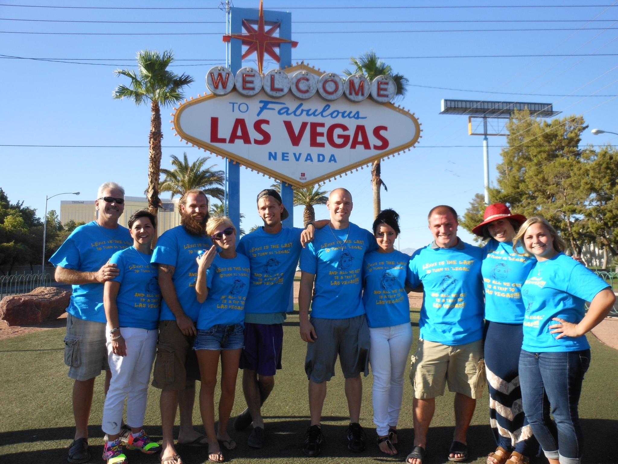 Design your own t shirt las vegas - Las Vegas Lexxi S 21st T Shirt Photo