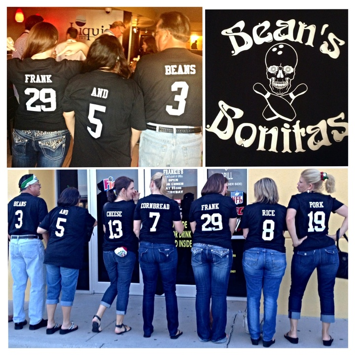 Bean's Bonitas T-Shirt Photo