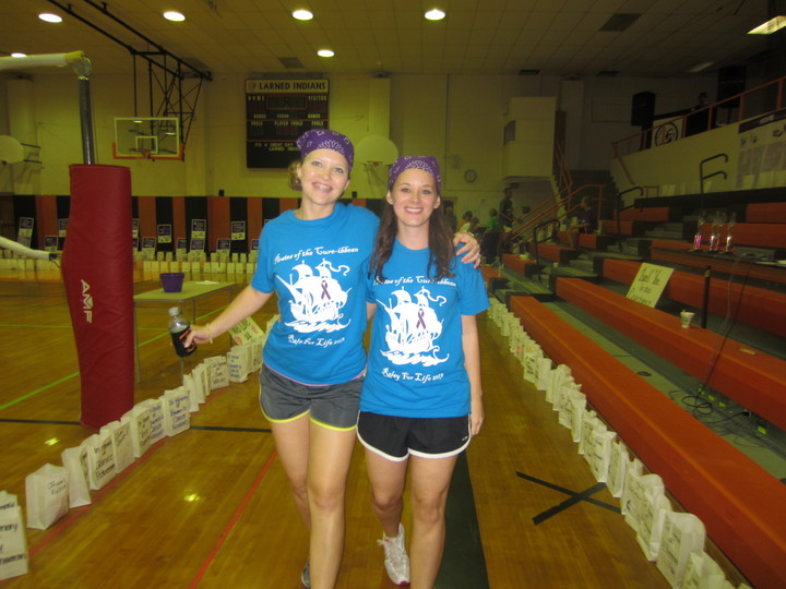 Relay For Life 2013 T-Shirt Photo