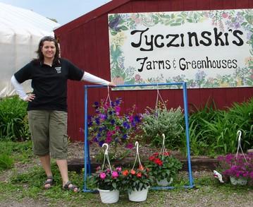 Tyczinski Farms & Greenhouses T-Shirt Photo