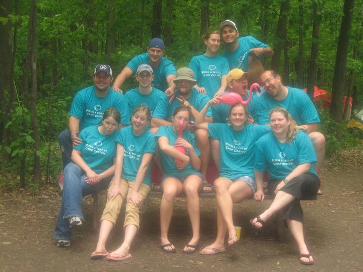 Memorial Weekend Camping T-Shirt Photo