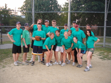 State Street Corporate Audit Softball Team T-Shirt Photo