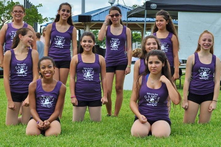 Ballet At The Park Performs Halo T-Shirt Photo
