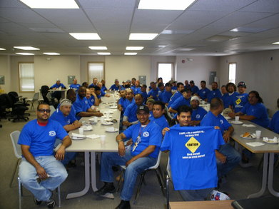 At Hps, Safety Is Everyone's Business! T-Shirt Photo