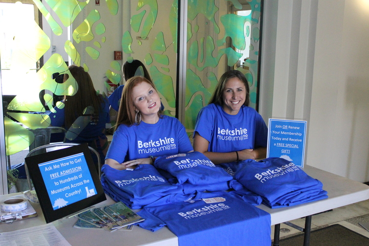 Become A Member Of The Berkshire Museum! T-Shirt Photo