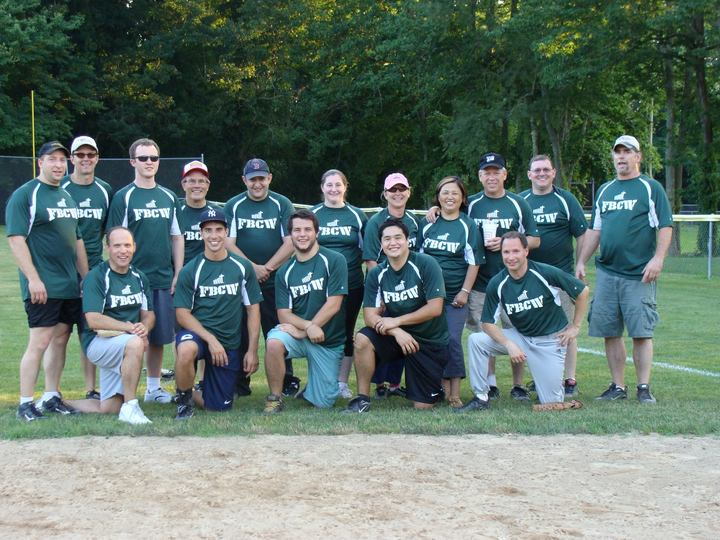 Fbcw Softball Team T-Shirt Photo