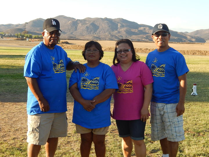 Westside 22nd Church Family Camp T-Shirt Photo