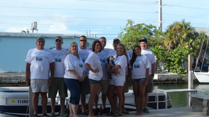 Getting Ready To Go To Key West T-Shirt Photo