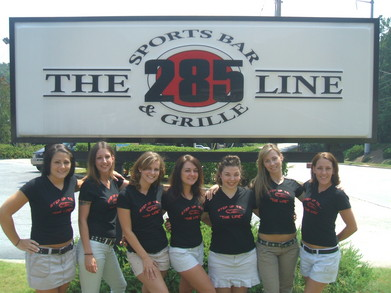 The Line @ 285 Girls Love Custom Ink! T-Shirt Photo