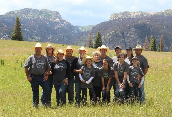Weminuche Wilderness Trip T-Shirt Photo