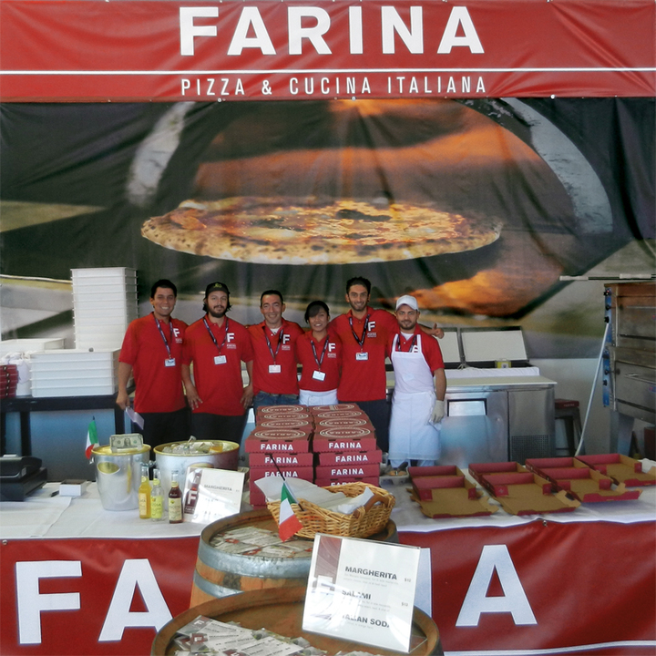 Farina Team T-Shirt Photo