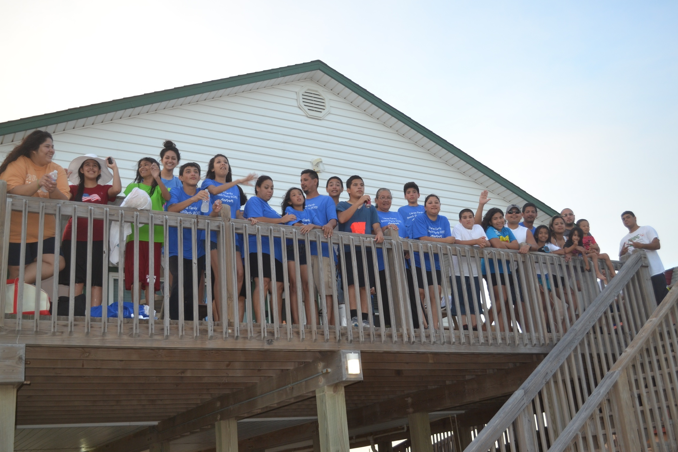 Design t shirt family gathering - Family Gathering At The Beach T Shirt Photo