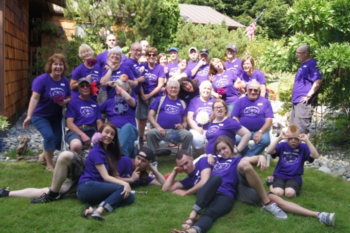 Marcy's 80th Bd Party T-Shirt Photo