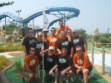 Jittany Classic 6 Mini Golf T-Shirt Photo