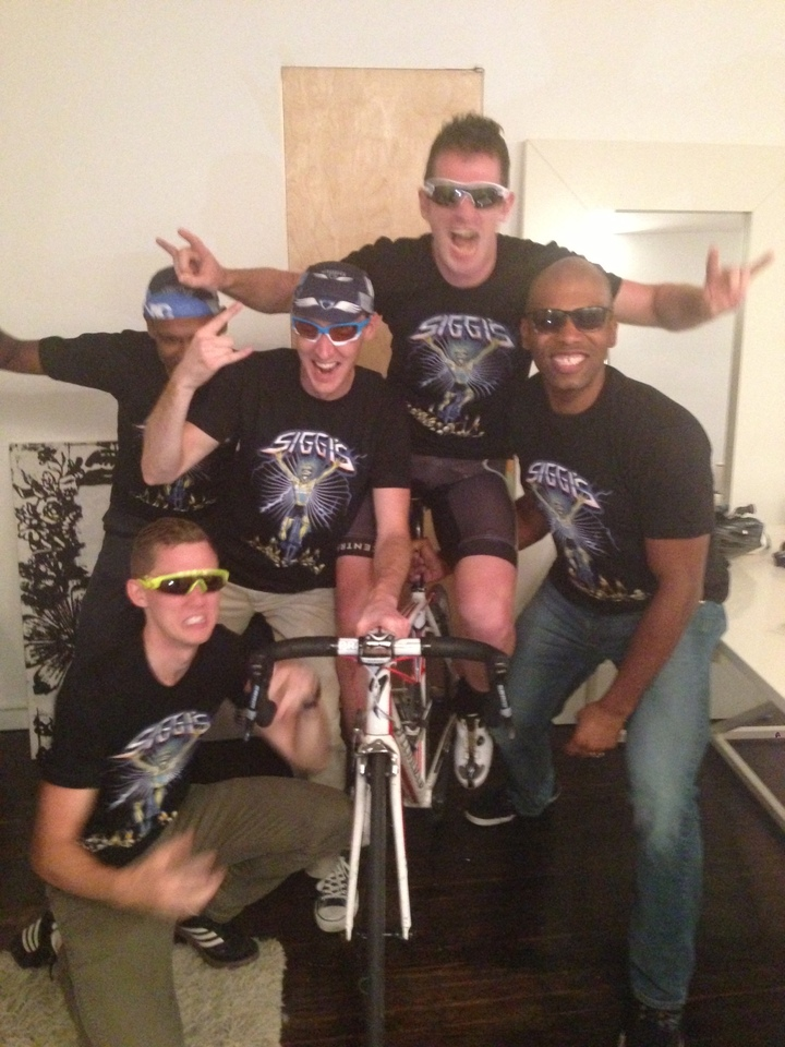Siggi's Cycling Team T-Shirt Photo