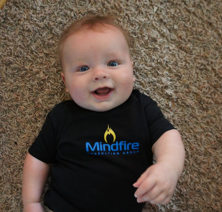 Mindfire's Tiny Helper T-Shirt Photo