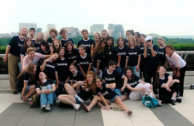 Creative Artists At The Kennedy Center T-Shirt Photo