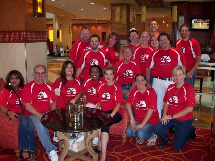 Brown Team At Aacm Event T-Shirt Photo