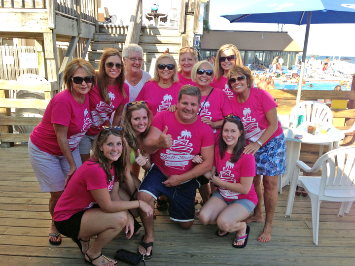Myrtle Beach Birthday Bash! T-Shirt Photo
