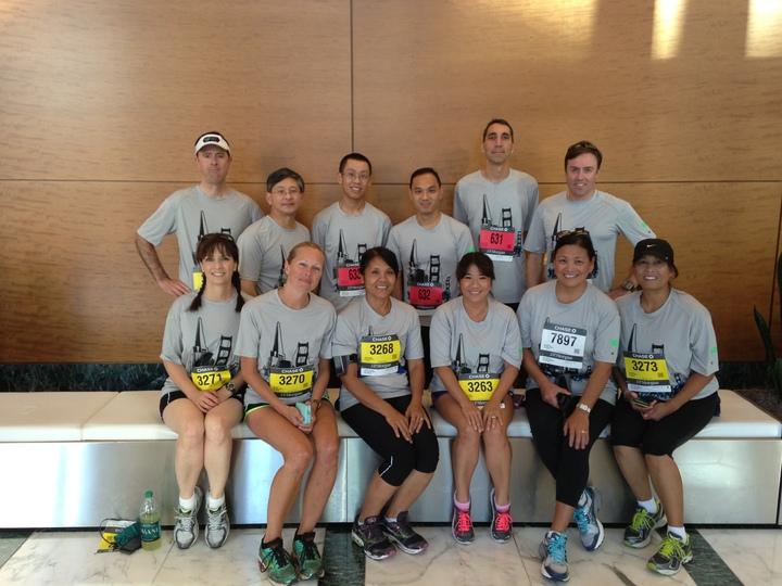 Delta Dental Race Team T-Shirt Photo