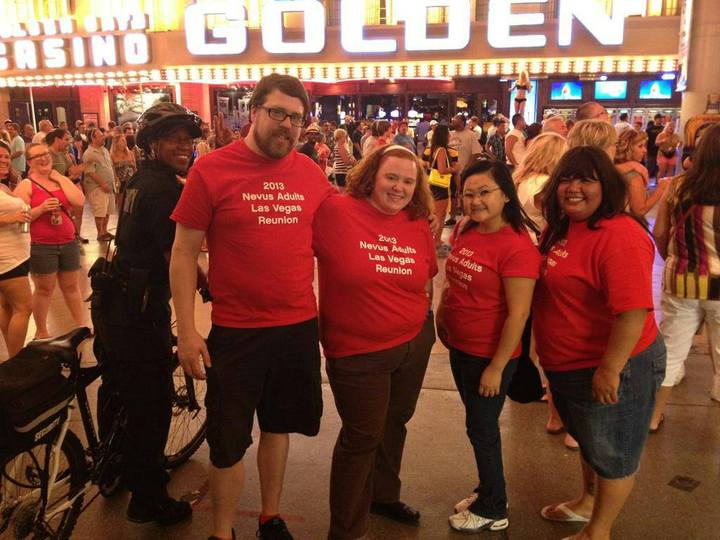 Vegas Reunion T-Shirt Photo