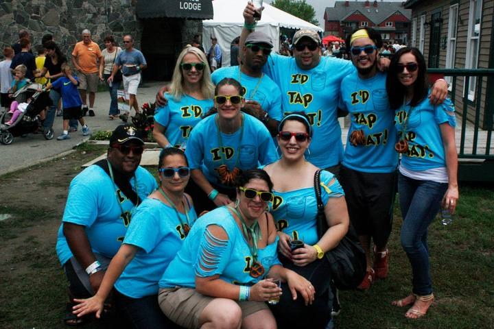 Mount Snow Brewfest 2013 T-Shirt Photo