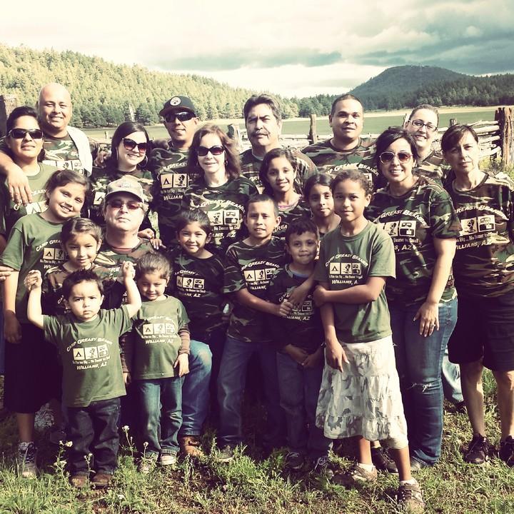 Camp Greasy Beaner T-Shirt Photo