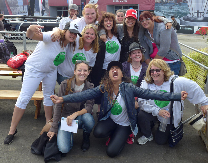 Mraz Women Take San Francisco T-Shirt Photo