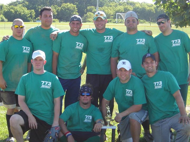 773 Softball T-Shirt Photo