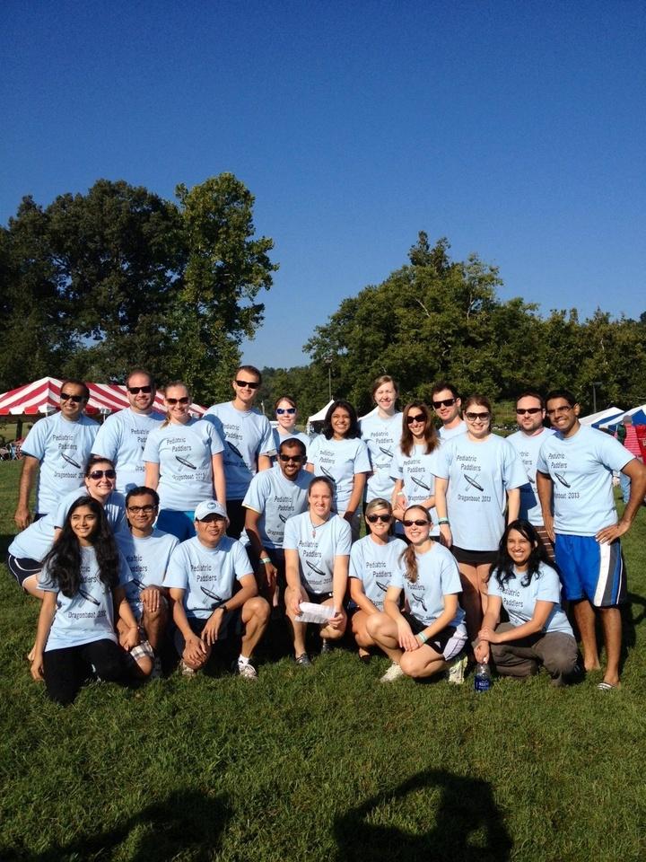 2013 Dragonboat Team T-Shirt Photo