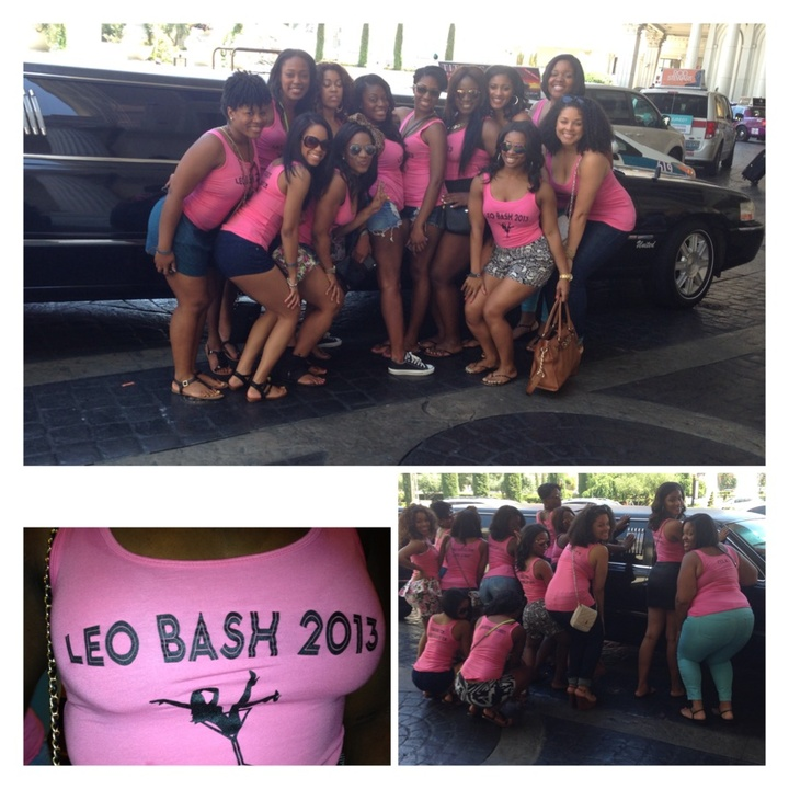Leo Bash 2013 In Vegas  T-Shirt Photo