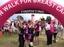 Avon walk 2013 finish line