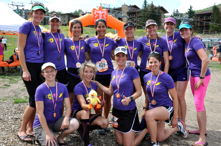 First Place   Ragnar Colorado 2013! T-Shirt Photo