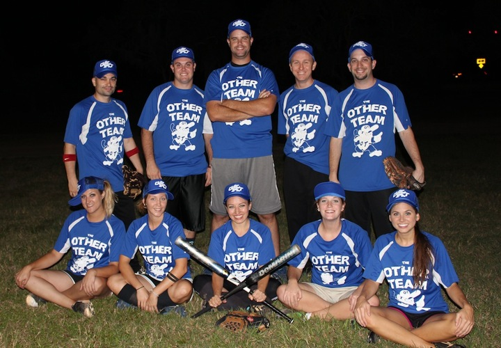 The Other Team Fall 2013 T-Shirt Photo