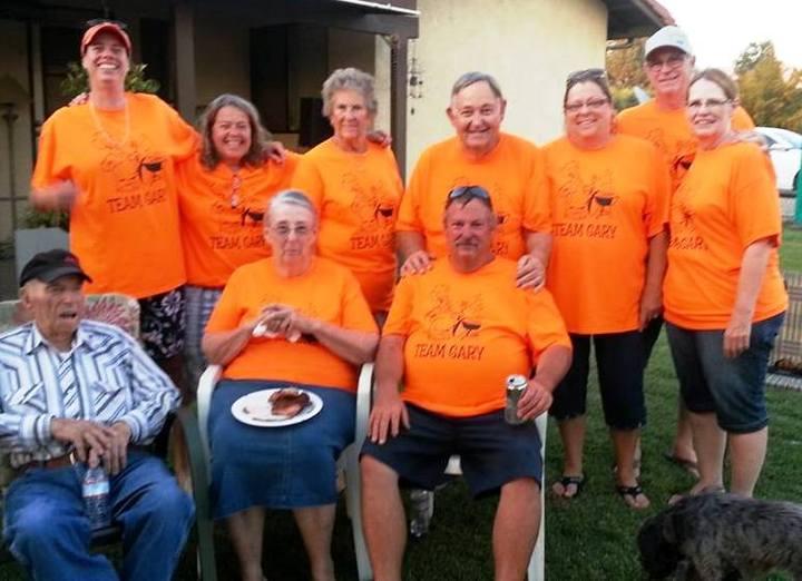 Team Gary T-Shirt Photo