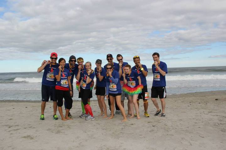 Reach The Beach 2013 T-Shirt Photo