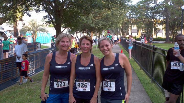 Financial Planning Association 5k Run   Jacksonville, Fl T-Shirt Photo