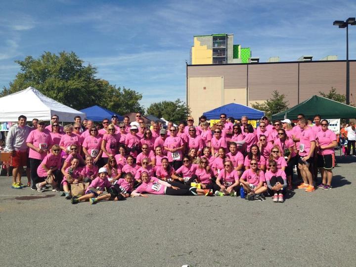 Team Jvt   Moving For Melanoma De 2013 T-Shirt Photo