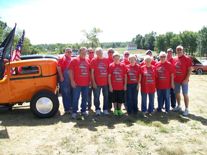 2013 Braymer Car And Truck Show T-Shirt Photo