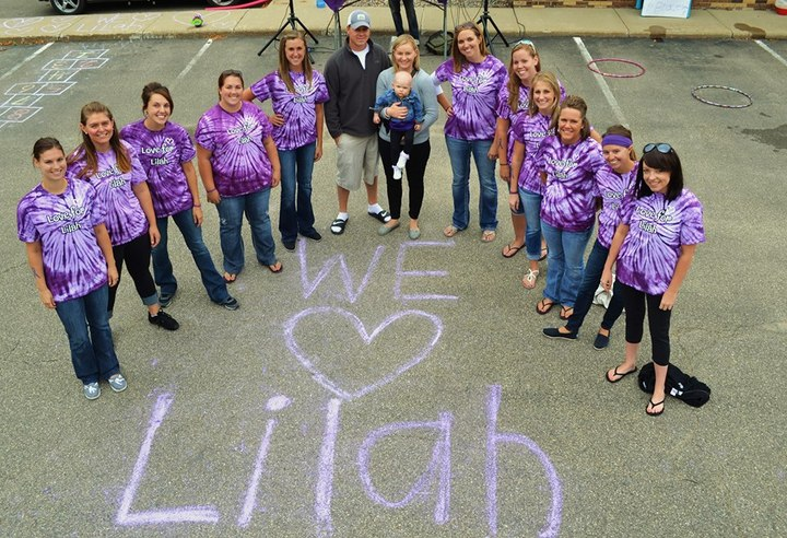 Love For Lilah Benefit! T-Shirt Photo